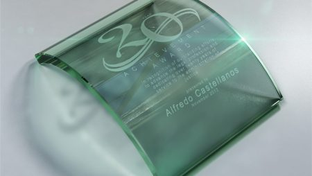 20 year Achievement Award
