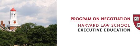 Alfredo Castellanos accepted to the Harvard Negotiation Master Class.