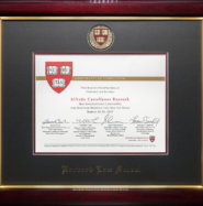 Certificate of Completion - Harvard Negotiation Master Class