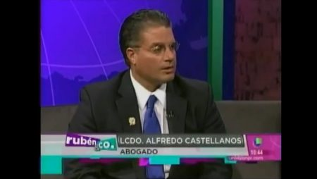 Ruben Sanchez and Co Interview with Alfredo Castellanos Esq.