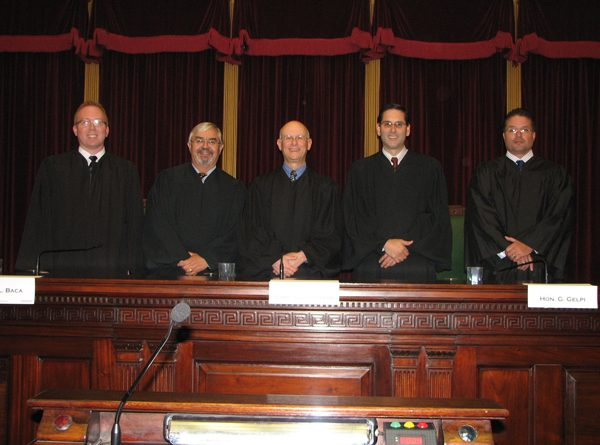 Alfredo Castellanos has been Selected to Serve as a Judge for a Second Time