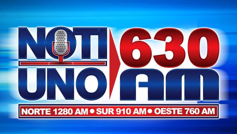 Mr. Castellanos will be back on Noti Uno – starting 23 of September, at 7:00 pm.