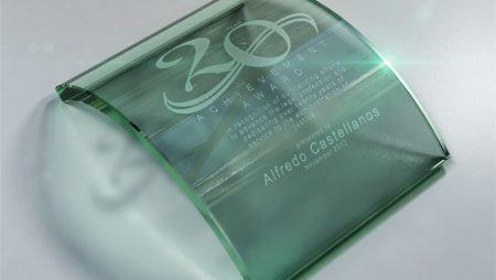20 year Achievement Award