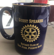 Mr. Alfredo Castellanos, Esq. a guest speaker at the Rotary Club of San Juan